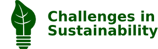Challenges in Sustainability